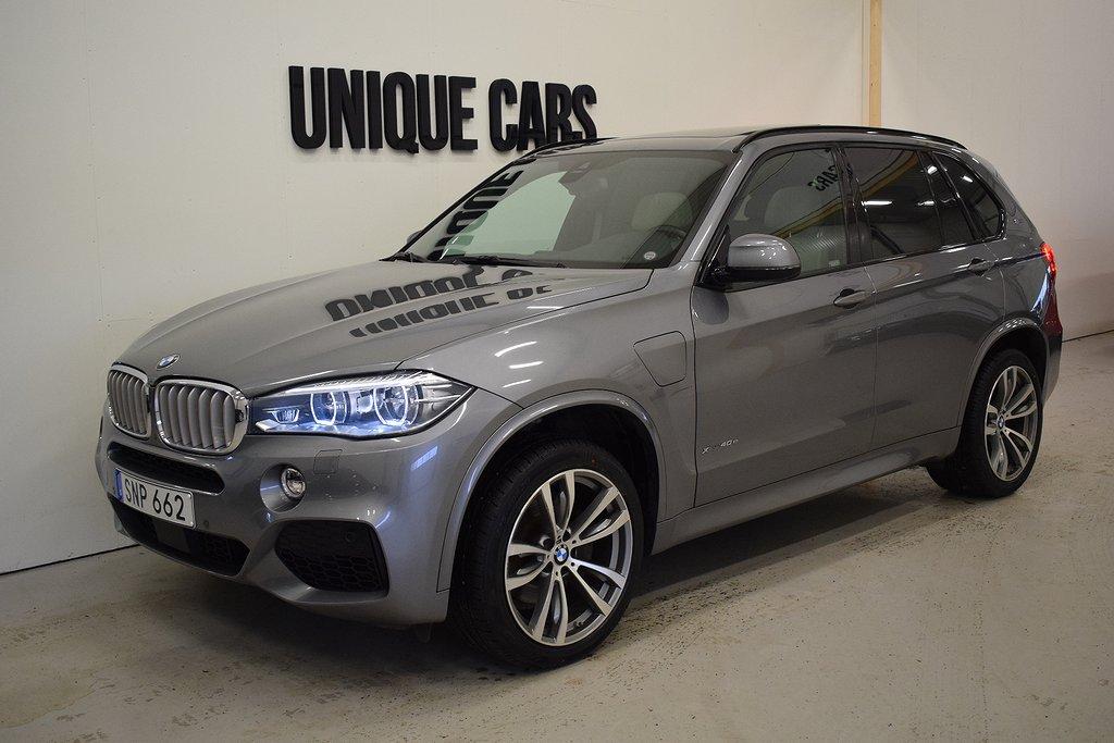 BMW X5 xDrive40e 313hk M-Sport Innovation Edition Leasebar