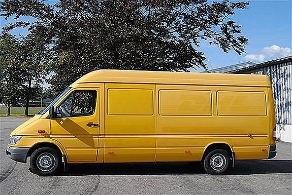 Mercedes-Benz Sprinter 2.3*314 LWB