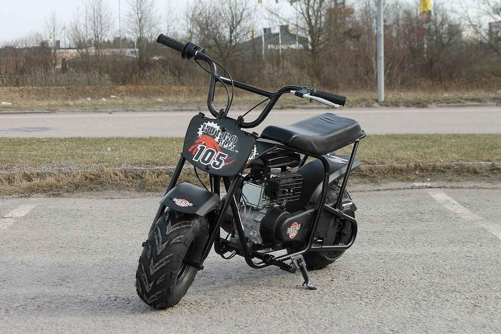 Brantech Racing Monster Depå Racer 105cc