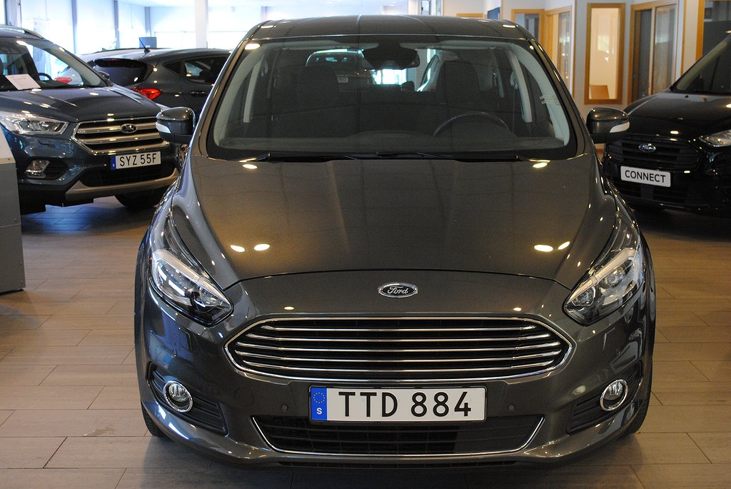 Ford S-Max 2.0 TDCi 180hk AWD Powershift 7-sits Business