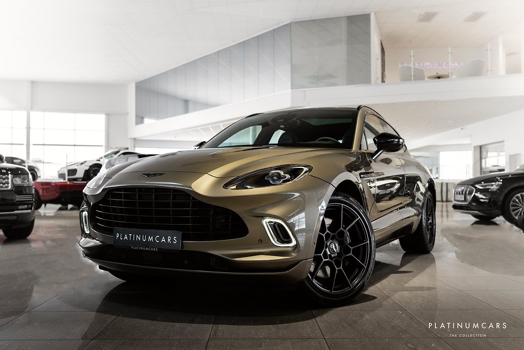 Aston Martin DBX 1913 Specifikation / 1 av 500