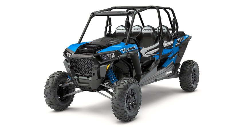 Polaris RZR XP 1000 Turbo 4-Sits Traktor