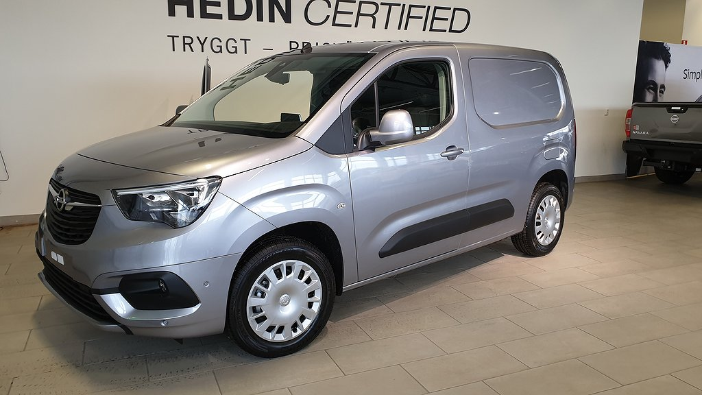 Opel Combo NYA COMBO LAUNCH EDITION L1 Silver