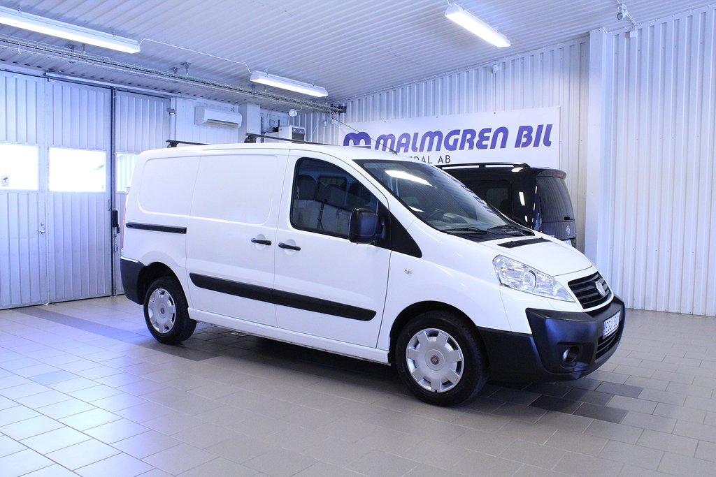 Fiat Scudo L1H1 2.0 MJT 120 hk Drag