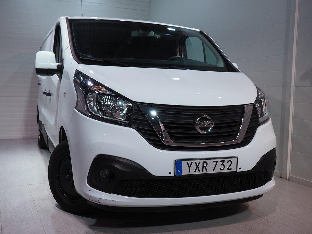 Nissan NV300 Van 1.6 dCi  125hk Bkamera Keyless Dieselv 2019