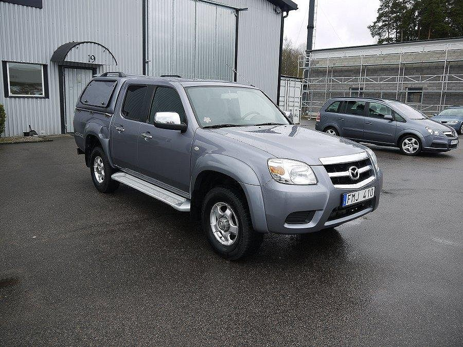 Mazda BT-50 4WD DH 2,5  Momsbil NYBES 2020-08
