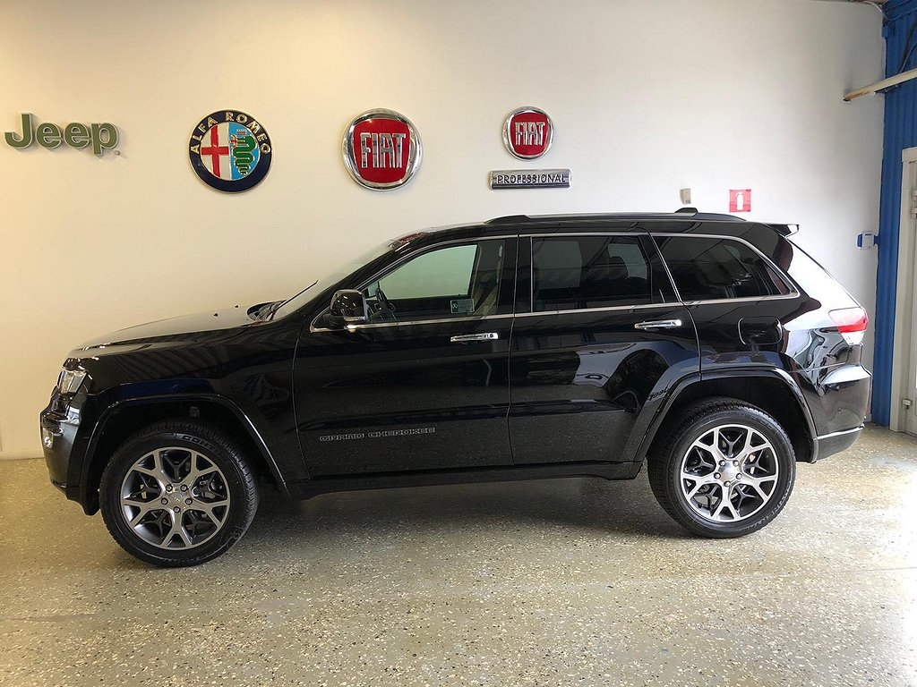 Jeep Grand Cherokee 3.0 V6 CRD 4WD Automat