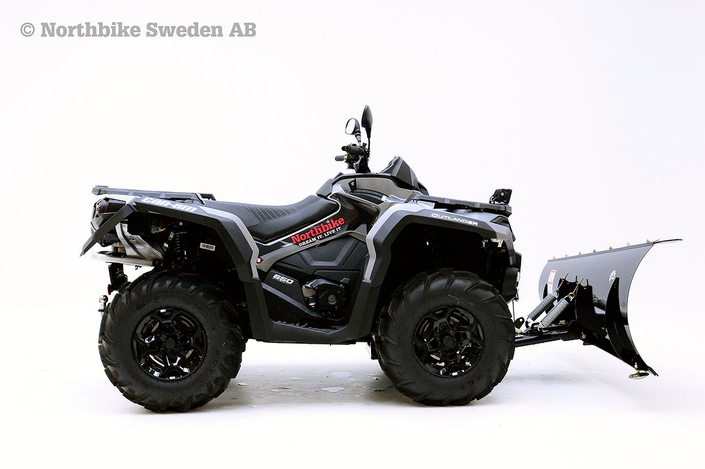 Can-Am Outlander 650 PRO T3B 24mil*