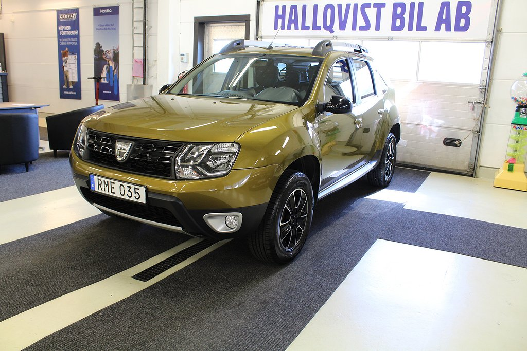 Dacia Duster 1.5 dCi 4x4 Limited Edition Black Shadow Euro 6 109hk