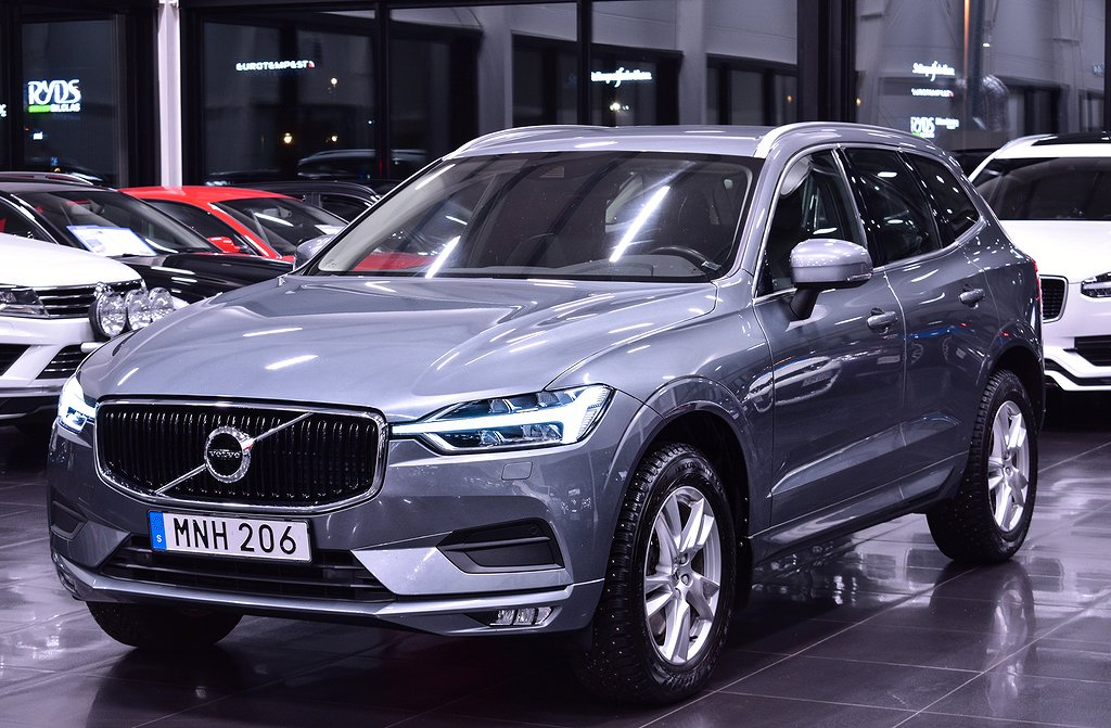 Volvo XC60 D4 AWD Momentum, Advanced Edition, Euro 6 190hk