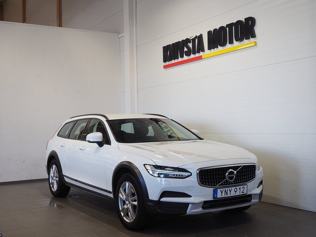 Volvo V90 Cross Country D4 AWD Automat Euro 6 190hk 2018