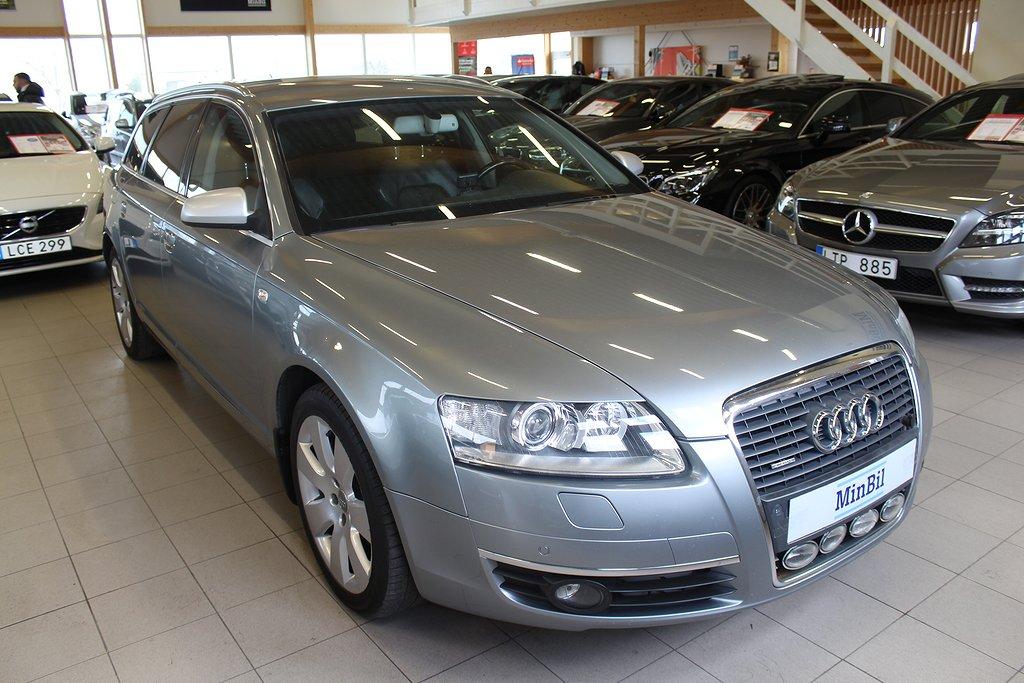 Audi A6 Avant 3.0 TDI V6 quattro 233HK 0:- RÄNTA