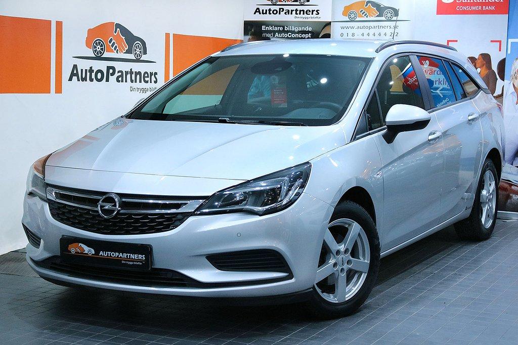 Opel Astra Sports Tourer 1.4EDIT EU6 125hk VÄLUTRUSTAD