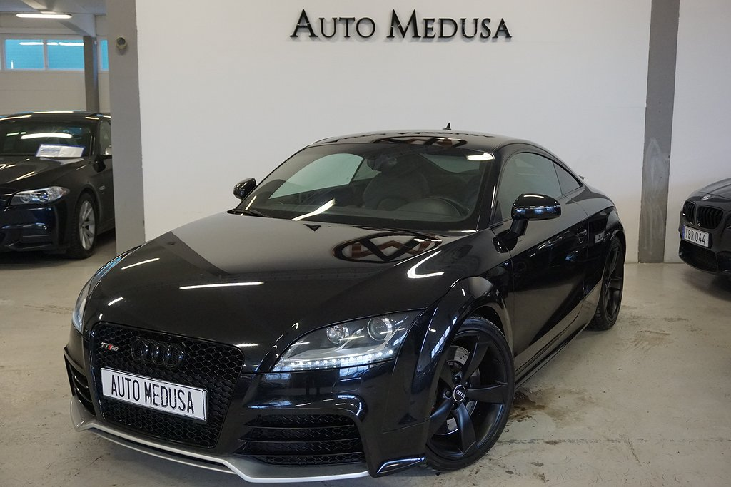 Audi TT RS QUATTRO BLACK RACING SPORT PLUS