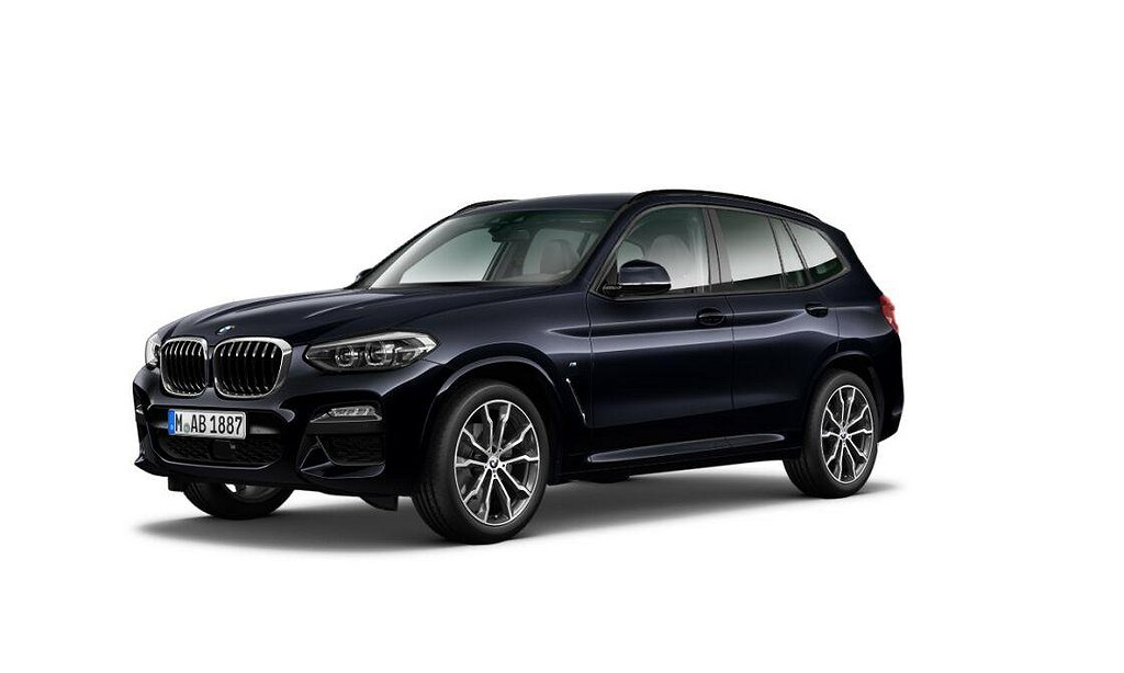BMW X3 xDrive 20i/ M-Sport/ Winter/ Connected