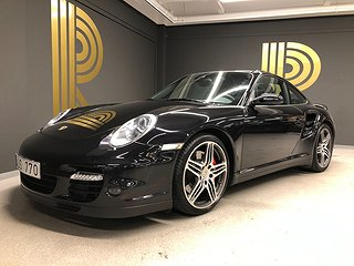 Porsche 911/997 Turbo 3.6 Coupé (480hk) Sport Chrono