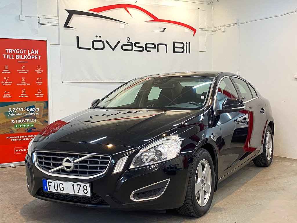 Volvo S60 D3 Automat Momentum Nybes UA