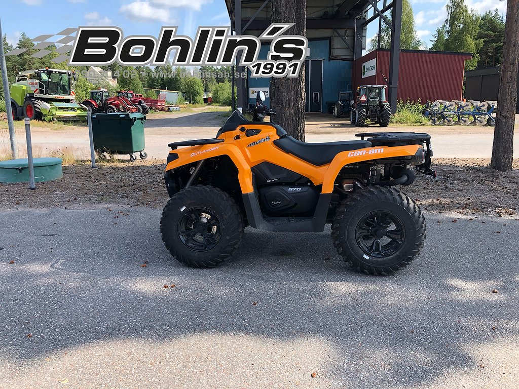 Can-Am Outlander 570 T3 B ABS -19