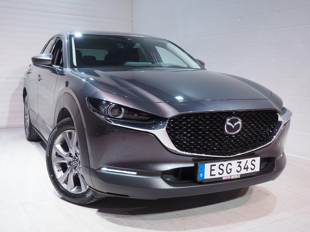 Mazda CX-30 COSMO 2.0 SKYACTIV-G M Hybrid Aut 150hk 2020