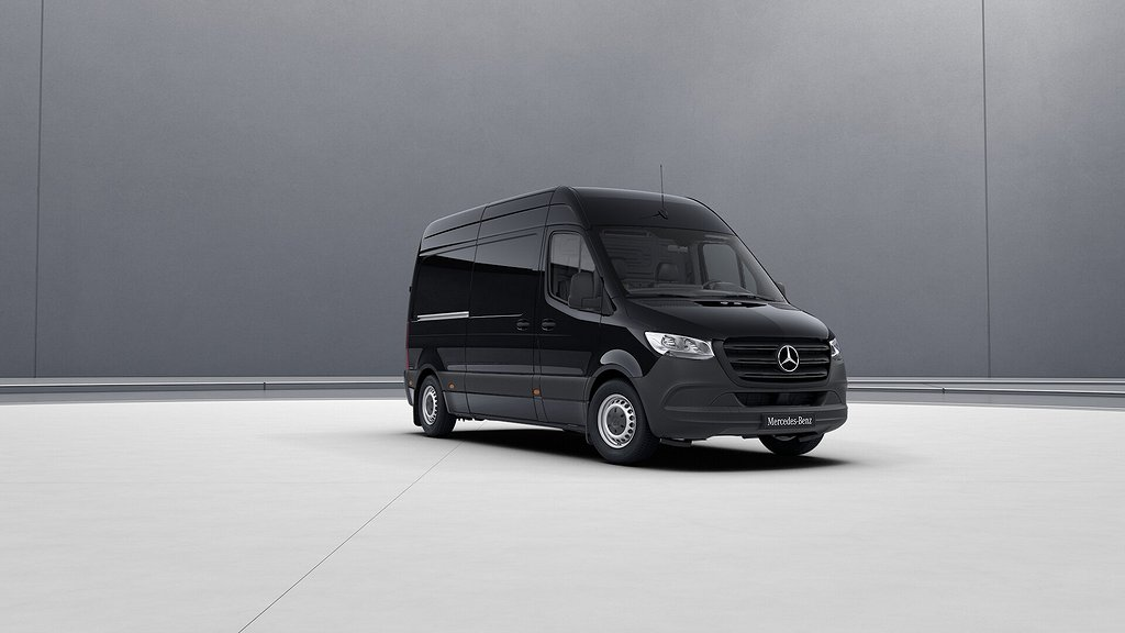 Mercedes-Benz Sprinter 211 FIGHTER AUT