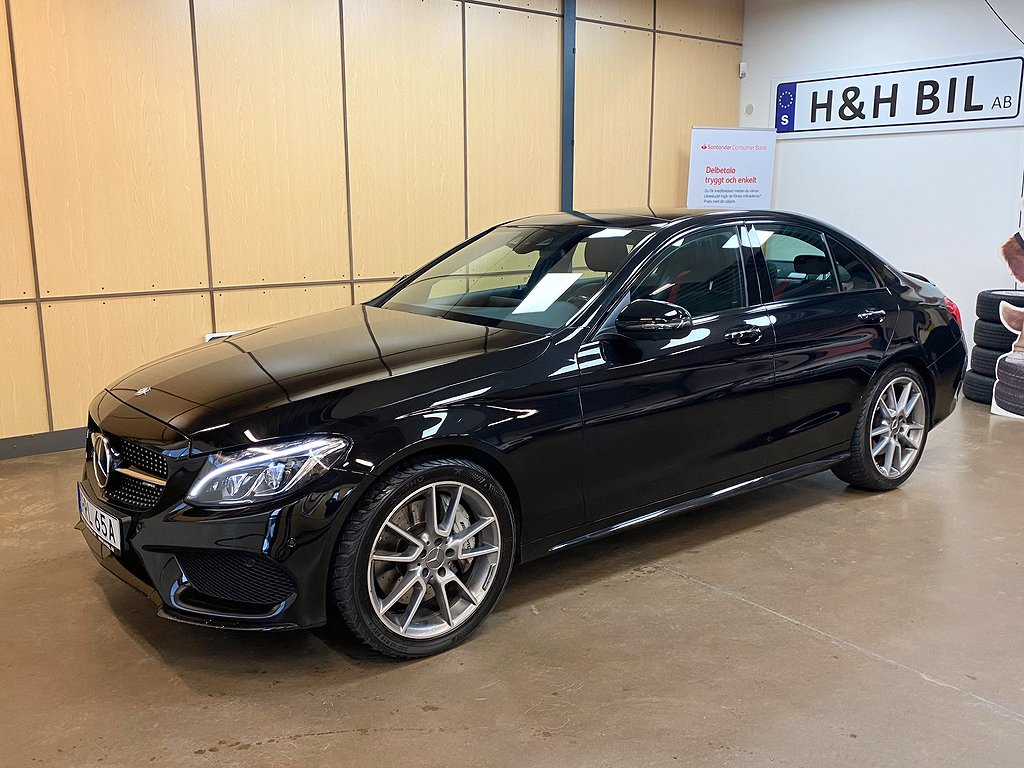 Mercedes-Benz AMG C 43  4-MATIC 9G-Tronic - Panorama
