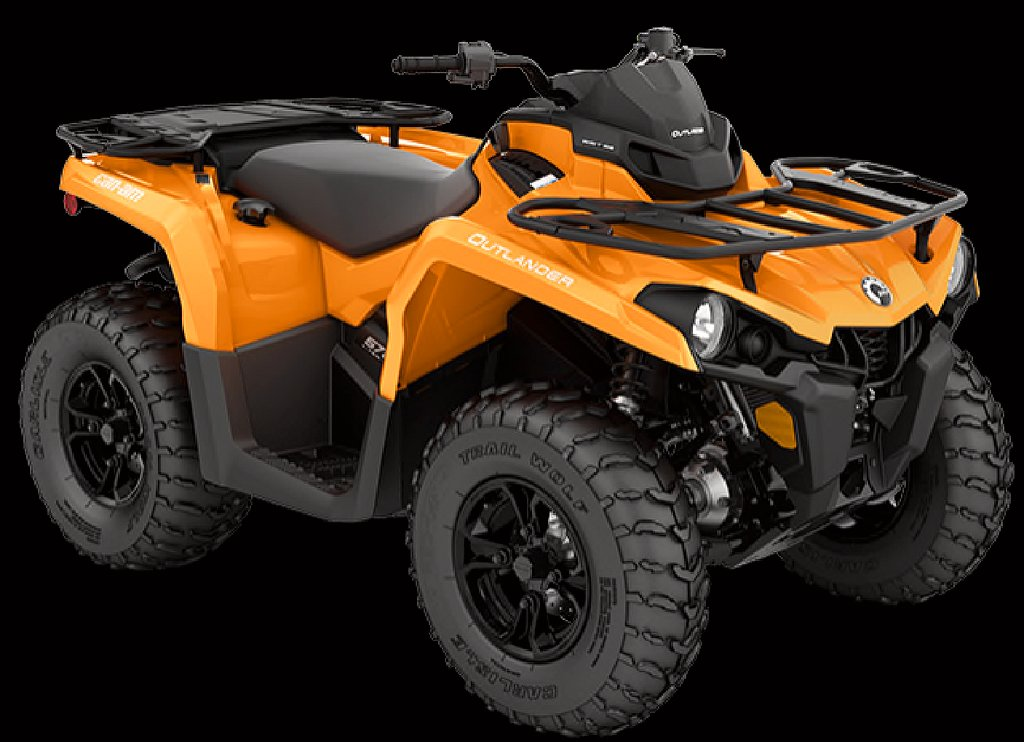Can-Am Outlander 570 DPS T