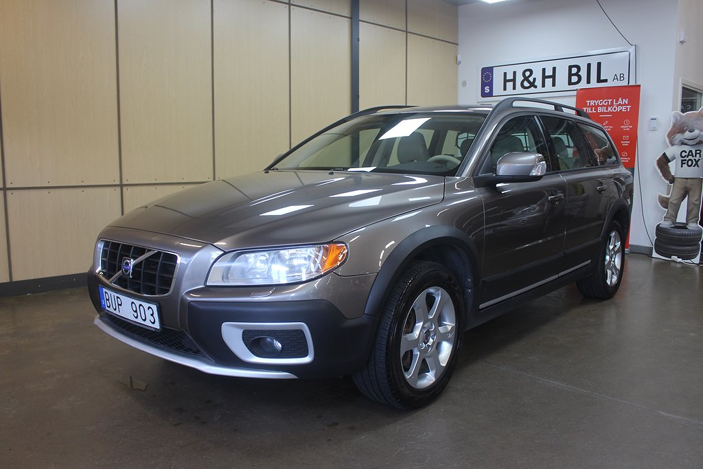 Volvo XC70 D5 AWD Geartronic Kinetic 185hk