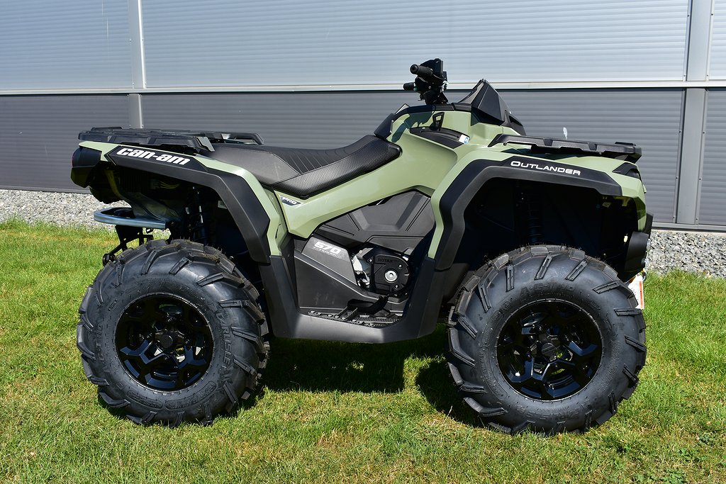 Can-Am Outlander 570 Pro T