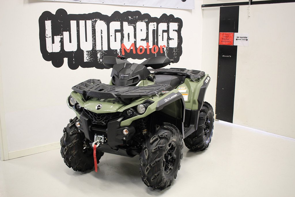 Can-Am Outlander 570 PRO+ T3B 2020