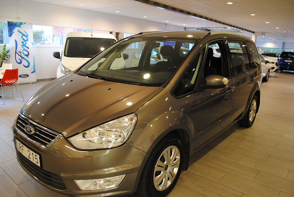 Ford Galaxy 2.0 TDCi 7-sits 140hk