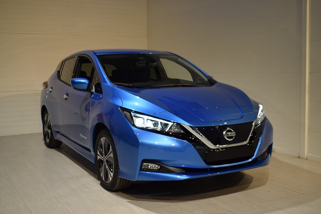 Nissan Leaf 40 kWh Tekna Bose Apple Carplay 2020