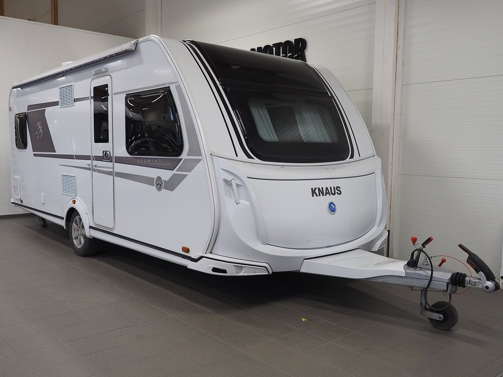 Knaus Sudwind 580 UF Scandinavian Selection