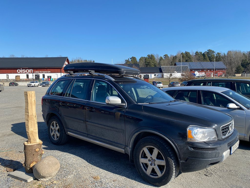 Volvo XC90 D5 AWD Geartronic R-Design 7-sits 200hk