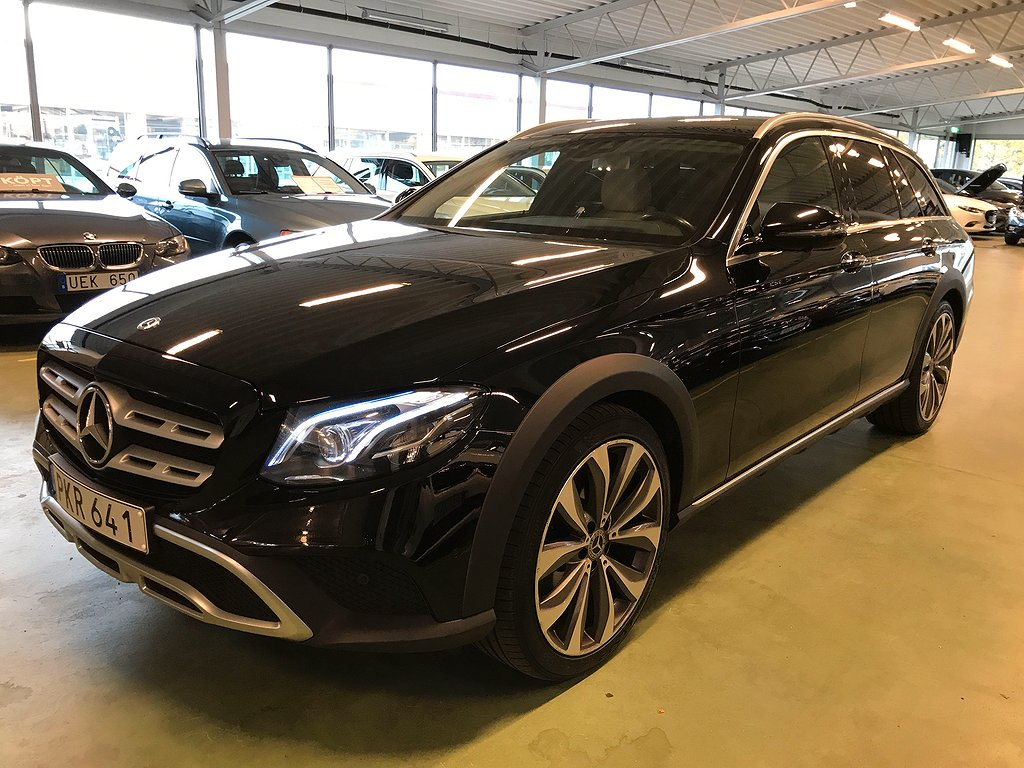Mercedes-Benz E 220 All-T d 4MATIC 9G-Tronic Euro 6 194hk