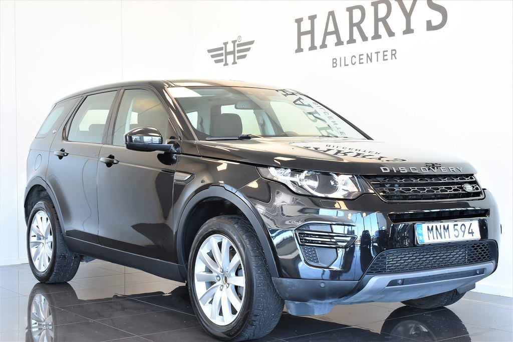 Land Rover Discovery Sport 2.2 TD4 4WD Automat 150HK SE Panorama