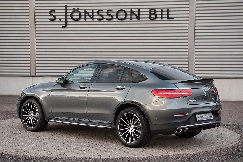 Mercedes-Benz GLC 43 AMG Coupe / Airmatic /