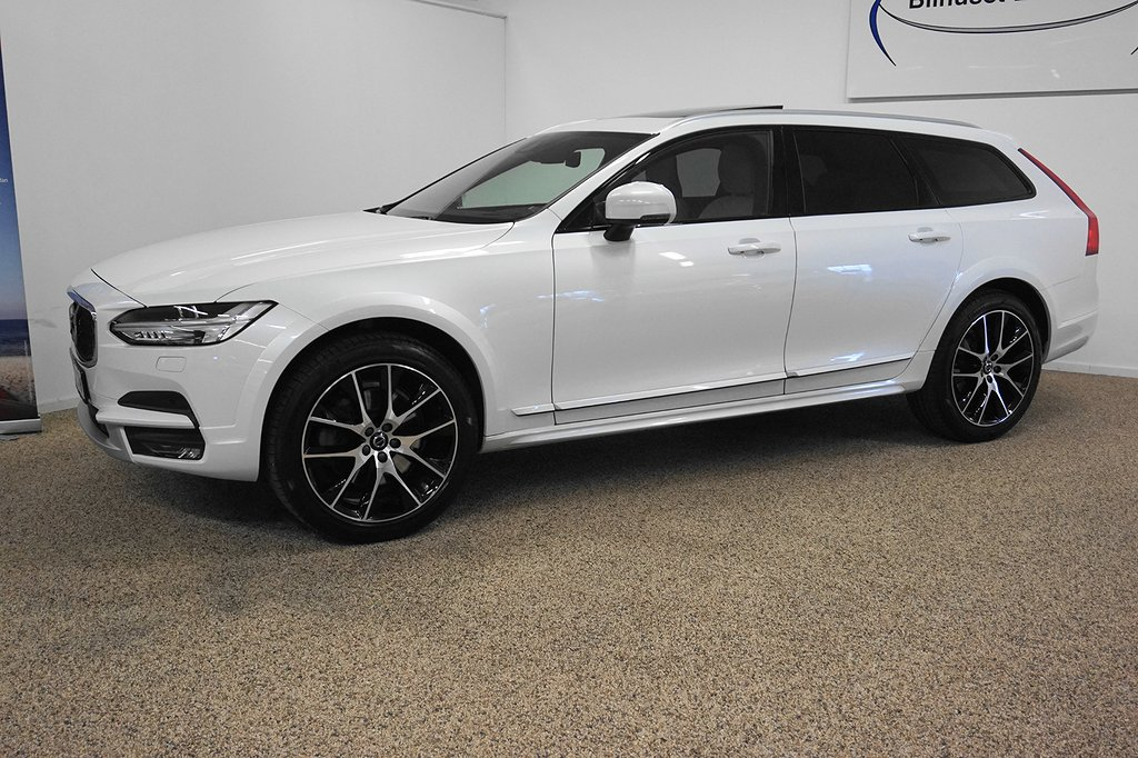 Volvo V90 Cross Country T5 AWD Geartronic Adv Edition Euro 6