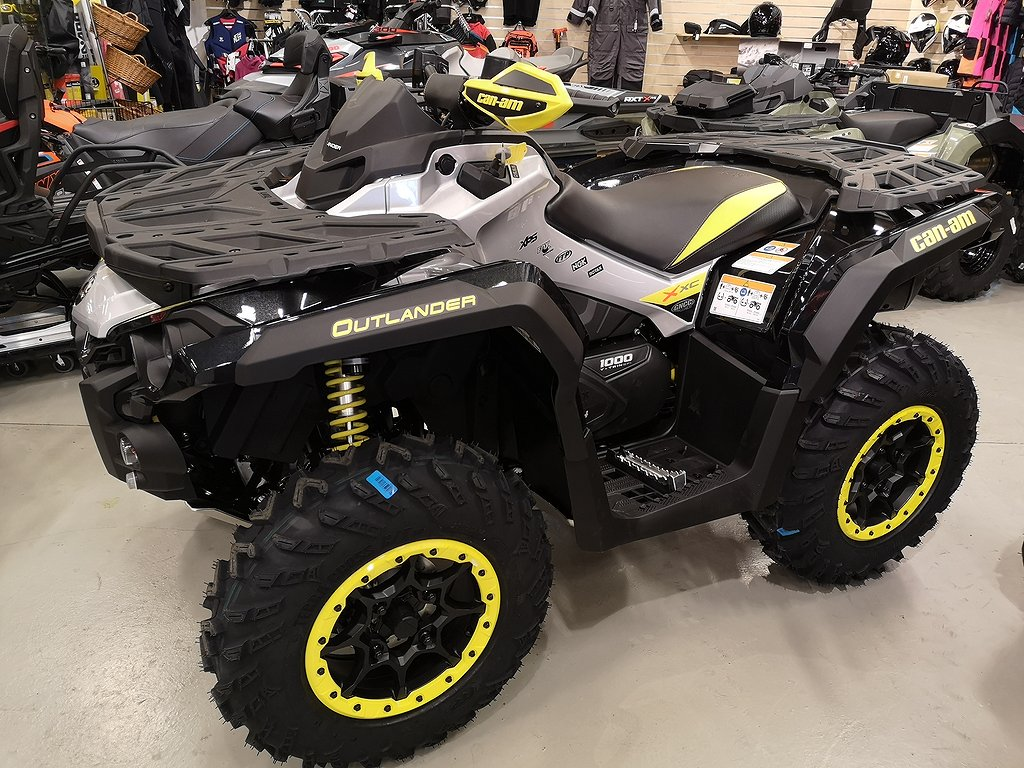 Can-Am Outlander 1000 XXC T3B