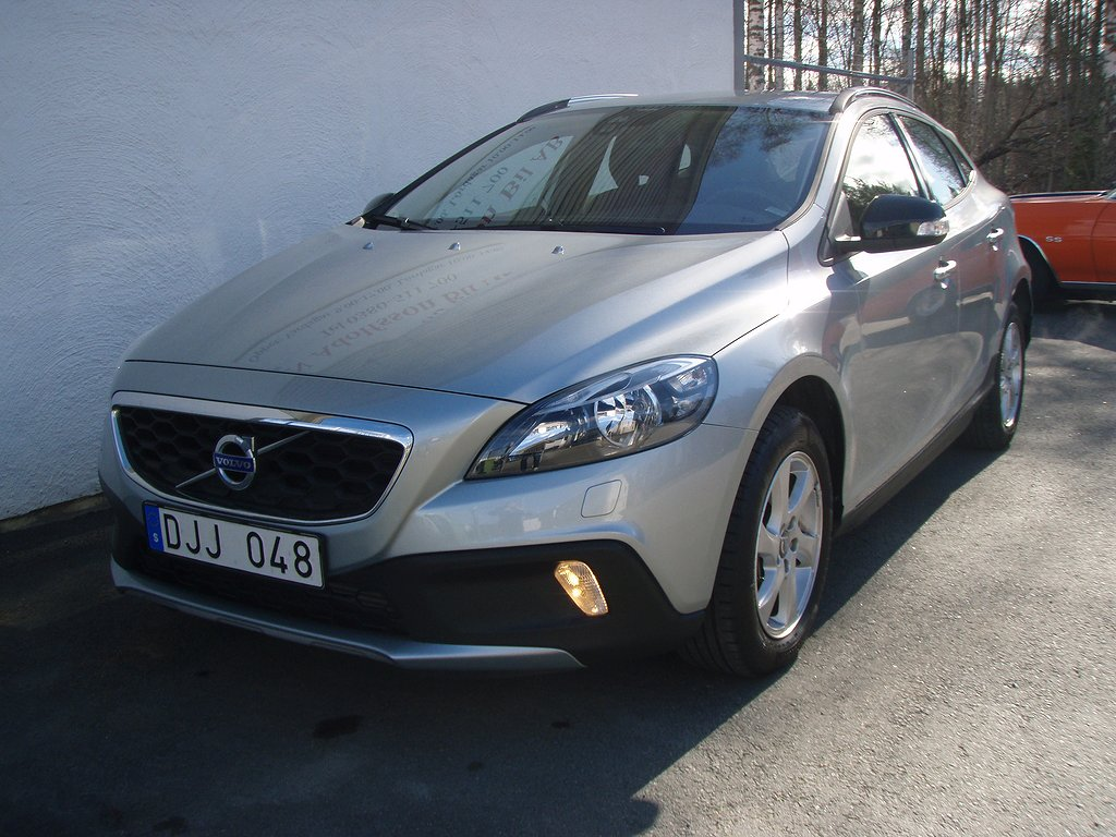 Volvo V40 Cross Country T5 AWD Geartronic Kinetic 254hk