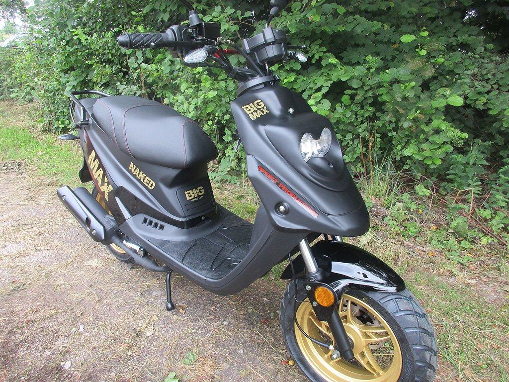 MOTO CR Bigmax Naked EFI SP Naked Klass 1 45km/h