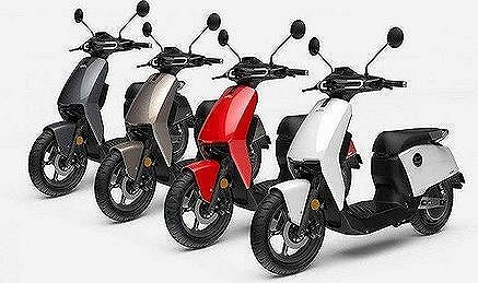 Super SOCO CUx Elmoped