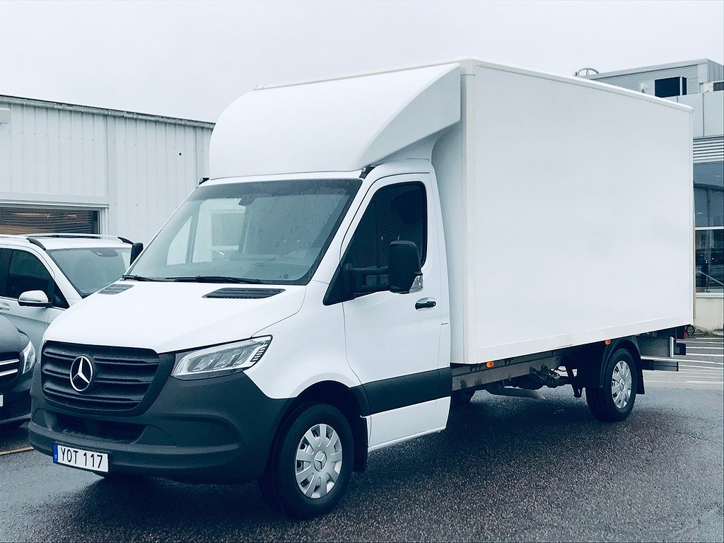 Mercedes-Benz Sprinter 316 CDI Skåp & Lyft Backkamera