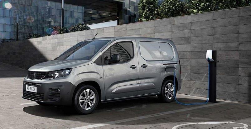 Peugeot e-Partner L1 Pro Electric 50kWh