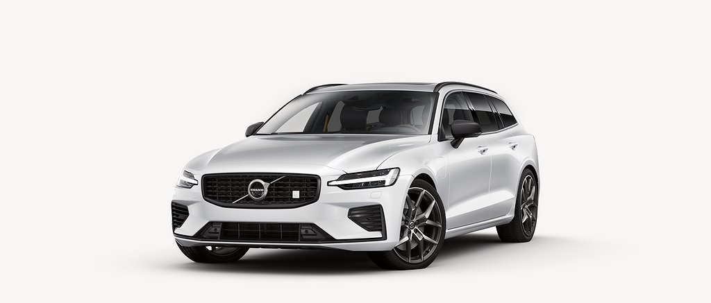 Volvo V60 T8 Polestar Engineered Fullutrustad
