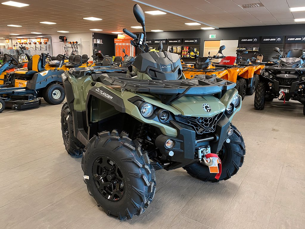 Can-Am OUTLANDER 570 PRO+