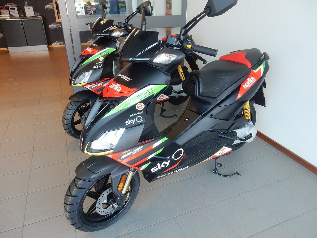 Aprilia SR-GP 50 Replica Eu-Moped