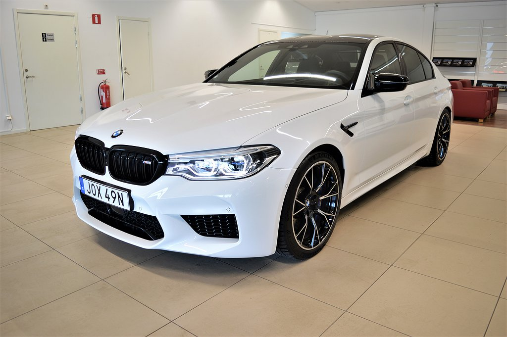 BMW M5 Competition 625hk