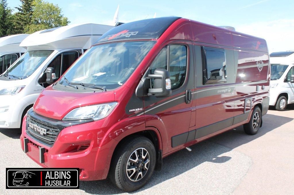 Carthago Van 600 DB Charming GT