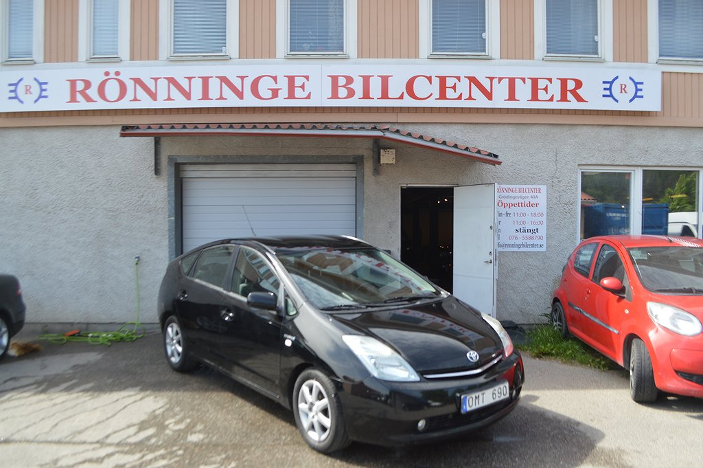 Toyota Prius 1.5 VVT-i + 3CM Automat Nybes Nyservad