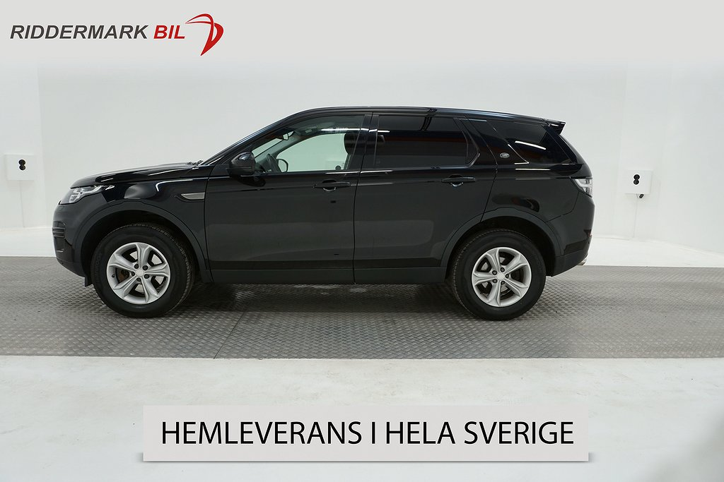 Land Rover Discovery Sport 2.2 TD4 (190hk)